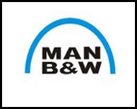 Man B & W